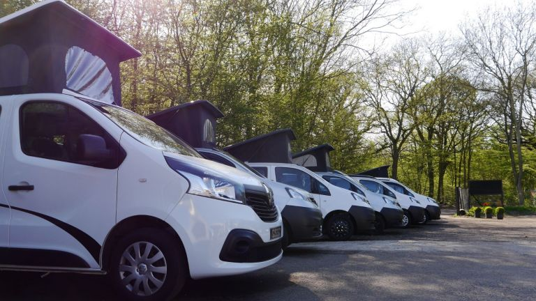 Sussex Campervans for sale Spring big lineup.JPG
