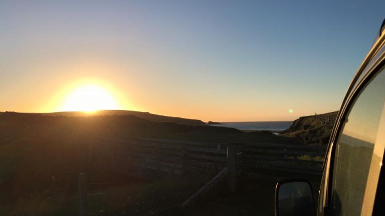 Part 3 Orkney Solstice Sunrise NV200 CamperCar Sussex Campervans.jpg